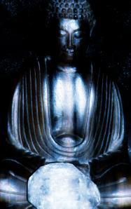 "Starlight Buddha II - photo by T. ""Ray"" V. 2007"