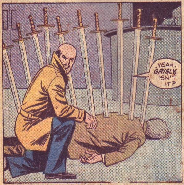 10 of swords comic