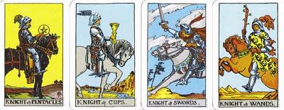 Knights,  all 4