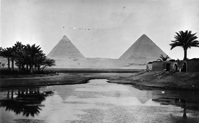 """Yes, """"the Nile"""" is indeed a river in Egypt. Unfortunately, """"de-nial"""" is not nearly as enriching or valuable."""