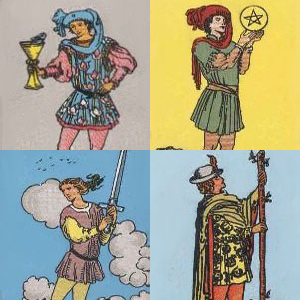 Pages-of-the-Tarot